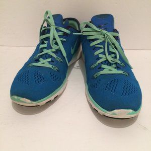 Nike Free TR Fit 5 Breathe Training Shoe Sz 8